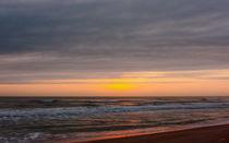 Sunrise Under The Clouds von John Bailey
