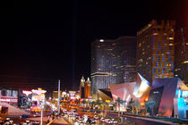 Vegas at night by Franziska Giga Maria