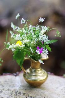 Wild flowers by Wladimir Zarew