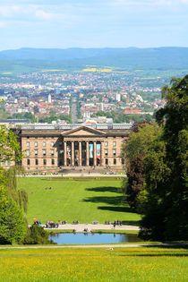 ein Blick auf Kassel von © Ivonne Wentzler