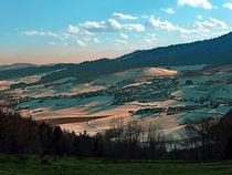 Winter im Tal | Landschaftsfotografie von Patrick Jobst
