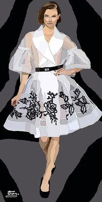 Dior inspiration 30x60 by Tamy Moldavsky