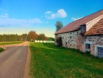 Das alte Bauernhaus am Weg | Architekturfotografie von Patrick Jobst