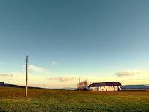 Die Stille des Landlebens | Landschaftfotografie by Patrick Jobst
