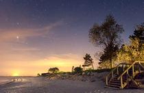 Sternenhimmel an der Ostsee von daniel-rosch-photography
