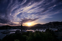 SUNSET ON BODRUM by Hamdi KAYA