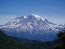 Mt Rainier von Michael  Wick