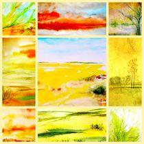 landscapes von Maria-Anna  Ziehr