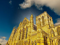 York Minster special effect by Robert Gipson