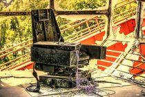 Der Stuhl von augenblicke