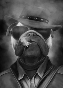 MAFIA DOG  by Ivan Pawluk