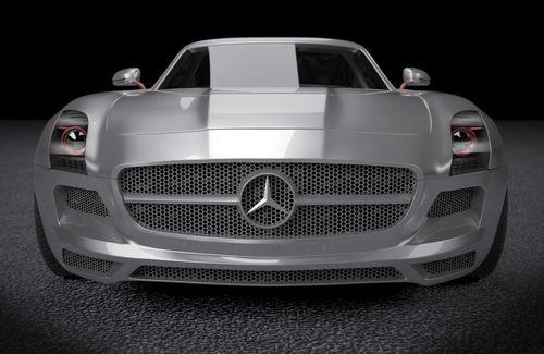 Mercedes-sls-amg-hires