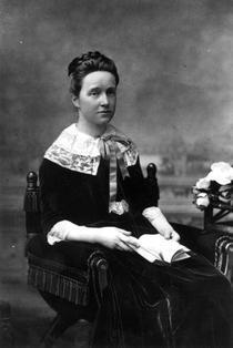 Dame Millicent Fawcett, c1880 by Bridgeman Art