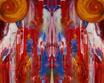 Die Eule - 1 by Tatjana Wicke