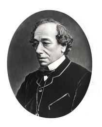 Benjamin Disraeli 1804-81 c1874 by Bridgeman Art