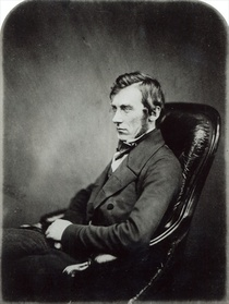 Sir John Dalton Hooker, c1855 von Bridgeman Art