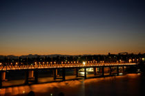 Iron Cove Bridge by Tim Leavy