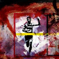 Stencil von Genco Demirer
