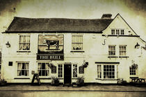 The Bull Pub Theydon Bois Essex by David Pyatt