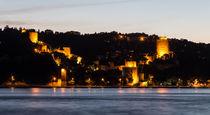 Rumelian Castle by Evren Kalinbacak