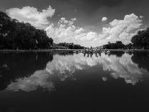 Versailles Gardens von Antonio Jorge Nunes