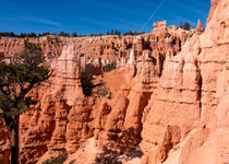 Hiking Deep into Bryce Canyon von John Bailey