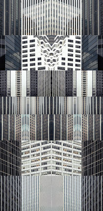 Structure II by Marcus Kaspar