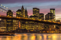 New York City 14 by Tom Uhlenberg