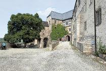 Auf der Burg von Jörg Hoffmann