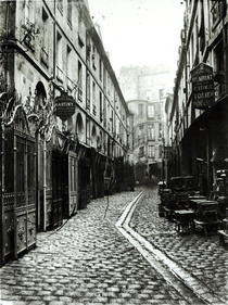 Passage du Dragon, Paris, 1858-78 by Bridgeman Art