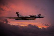XH558 Sunrise von James Biggadike