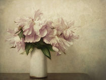 faded peonies by Franziska Rullert