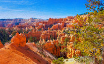 Waves Of Hoodoos by John Bailey