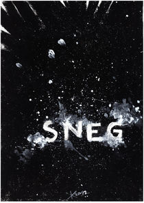 "Sneg (""Snow"" in Serbian) by Živko Kondic"
