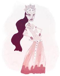 Funny Vampire Queen