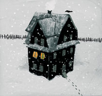 Home sweet home by leni-illustrations