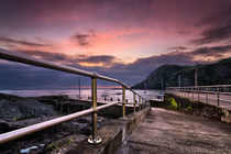 Ilfracombe Pier by Dave Wilkinson