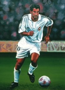 Figo painting by Paul Meijering