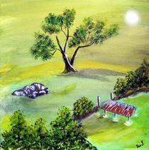 A day in the Moor  ( Ein Tag im Moor ) von Vera Markgraf