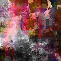abstrakt nr. 105 von Wolfgang Rieger