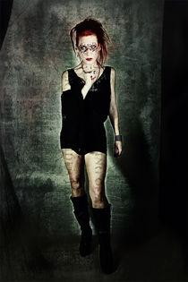 Depeche Punk by spokeninred