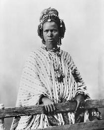 Senegalese woman, c1900 von Bridgeman Art