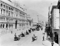 Cape Town New Adderley Street, c1914 von Bridgeman Art