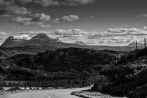 The Road to Assynt by John Barratt