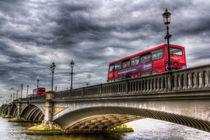 Battersea Bridge London von David Pyatt