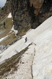 Schneefeld von Jens Berger