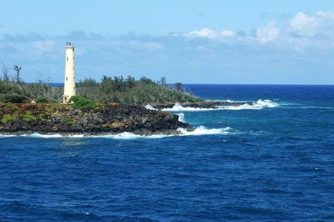 Lighthouse-ocean