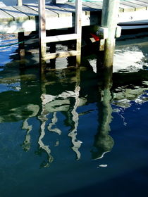 Dock reflection von dreamcatcher-media