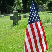 Cemetery flag von dreamcatcher-media