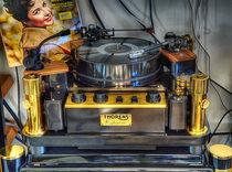 Thorens Plattenspieler HDR by Heike Loos